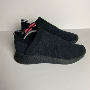 🔥 Adidas NMD_CS2 Primeknit 'Triple Black'